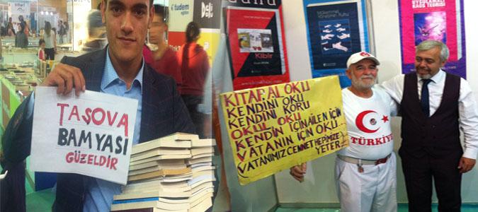 Ercan Aydın Maraş Kitap Fuarı Dönüşü..