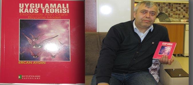 Ercan Aydın'ın Yeni Kitabı Çıktı