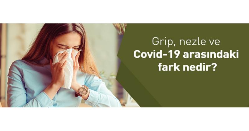 Grip ve Covid-19 Arasındaki Farklar