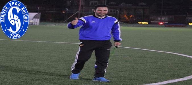 Hemşehrimiz Mustafa Önder Sarıyer Spor ile Anlaştı