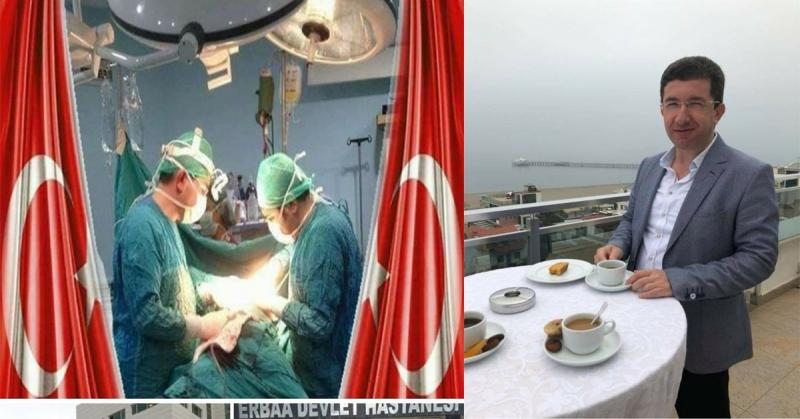 Hemşehrimiz Uzm. Dr. Hüseyin Evren Eren, Amasya Devlet Hastahanesine Tayin Oldu