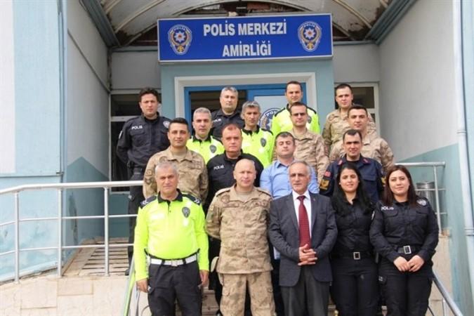 Jandarma Polis Gününü Kutladı
