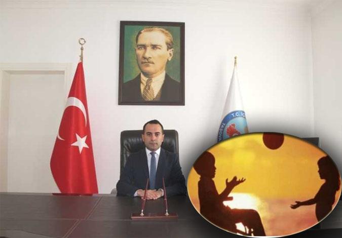 Kaymakam  Mustafa Berk Çelik  Engelliler Haftası Mesaj ı