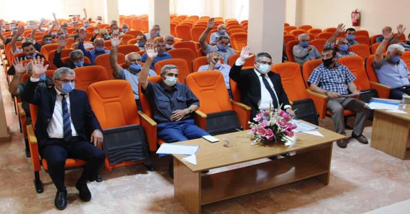 Köylere Hizmet Götürme Birliği Meclis Toplantısı Gerçekleştirildi
