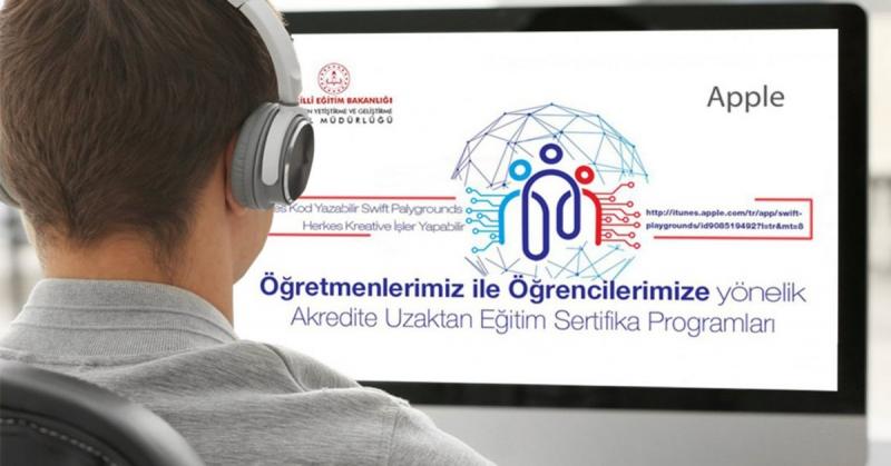 Lise Öğrencilerine Yönelik Uluslararası Yazılım Eğitimleri Erişime Açıldı