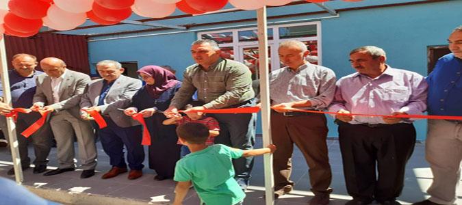 Mercimek Köy Konağı Hizmete Açıldı