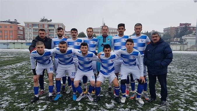 Merzifon 2018 Spor  3-1 Yeni Taşova Spor