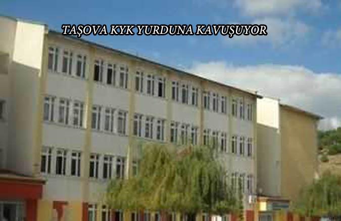 Meslek Yüksek Okulu (MYO) KYK Yurdu Açılıyor