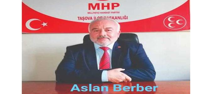 MHP Taşova 13.Olağan Kongresini Yapıyor