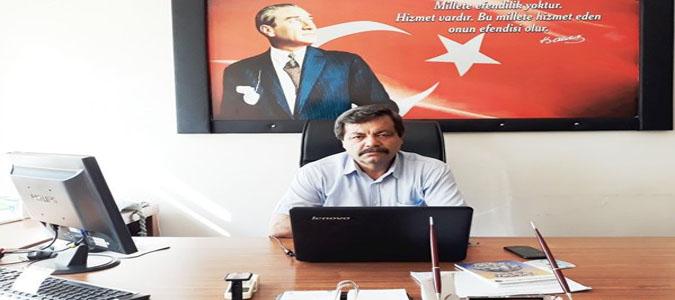 Milli Eğitim Şube Müdürü Arslan Görevine Başladı