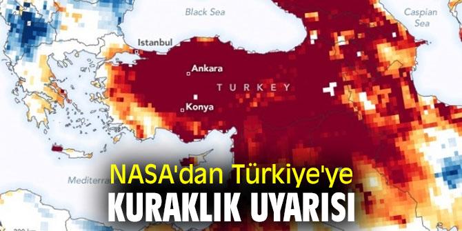 NASA'dan Türkiye'ye flaş uyarı !