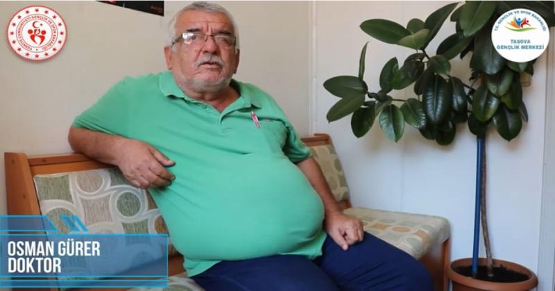 'Ne Mazi Ne Ati' Projesinin 10. Konuğu Doktor Osman Gürer Oldu