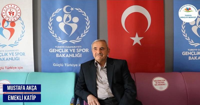 'Ne Mazi Ne Ati' Projesinin 32. Konuğu Mustafa Akça Oldu