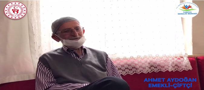 Ne Mazi Ne Ati Projesinin 5. Konuğu Ahmet Aydoğan Oldu