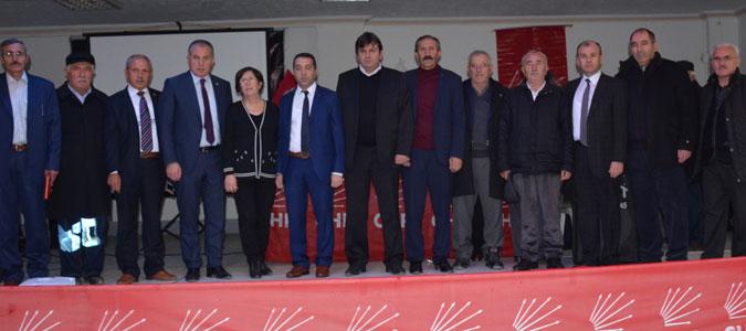 Ömer Özalp 3.cü Dönem İlçe Başkanı Seçildi.