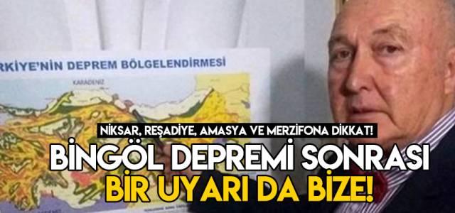 Prof. Dr. Ercan: Doğu Anadolu fay kırığı bir canavarla birleşmiş durumda!