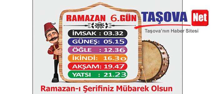 RAMAZAN  6.GÜN