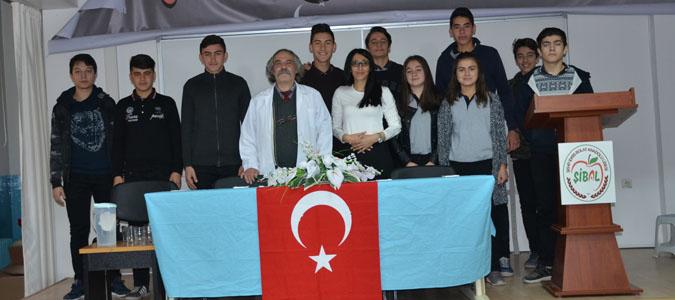 Taşova Anadolu Lisesin de Sağlık Çerçevesin de  Seminer Düzenlendi