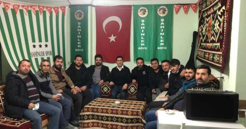 Şahinler Köyü Derneği Genel Kurul Toplantısı Yapıldı