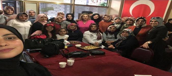 Şahinler Köyü Eğitim Kültür ve Yardımlaşma Derneği Kadın Kolları Kuruldu