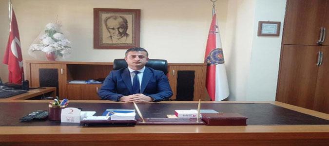 Serhat Temiz Taşova İlçe Emniyet Müdürlüğü Görevine Atandı