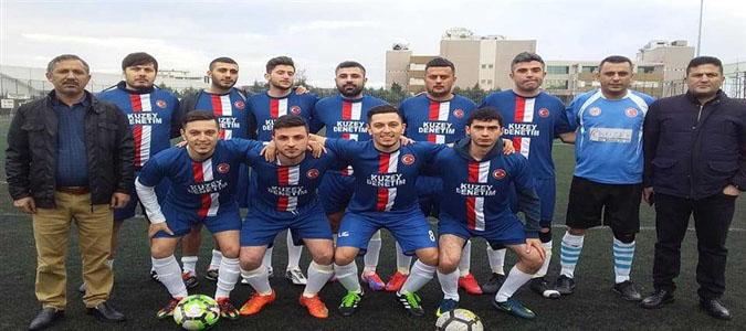 TAŞDEF Futbol Turnuvasında Yarı Finalistler Belli Oldu