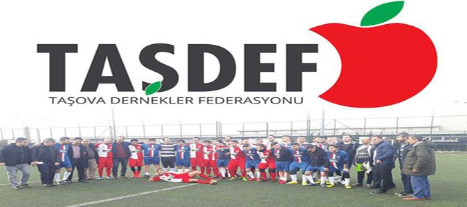 TAŞDEF Futbol Turnuvası Kuraları Çekildi