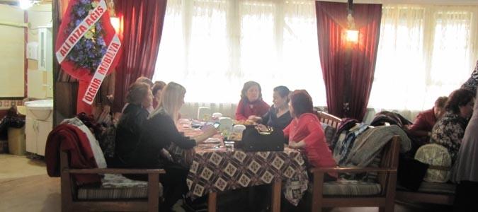 Taşova ADD Kadınlar Gününü Kutladı