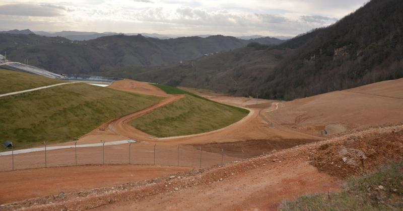 Taşova Çevre Platformu'ndan Fatsa Altın Madeninde İnceleme