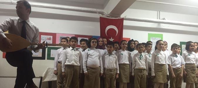 Taşova Cumhuriyet Orta Okulun'da