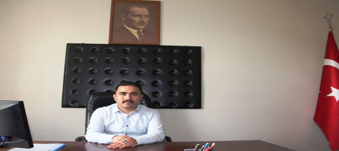 Taşova Cumhuriyet Savcılığına Veli Duman Atandı.