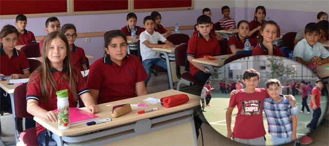 Taşova 'da Okullar Açıldı..