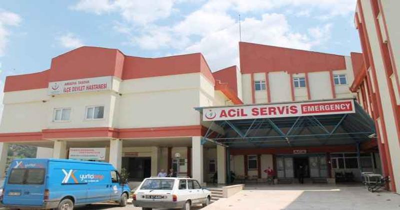 Taşova Devlet Hastanesi Pandemi Hastanesi Oldu