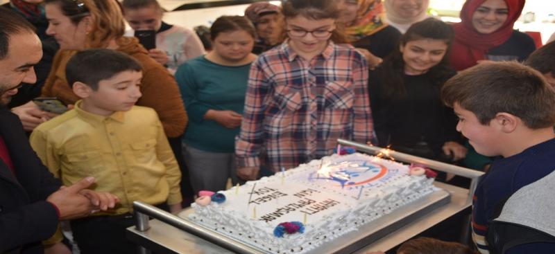 Taşova Elimi Tut Özel Eğitim ve Rehabilitasyon Merkezi'nden 3 Aralık Dünya Engelliler Günü Programı