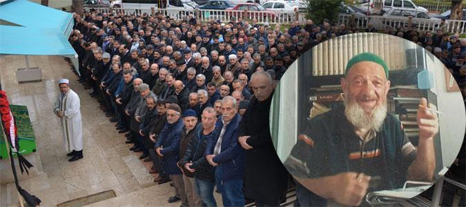 TAŞOVA GAZETESİNİN KURUCUSU MATBAACI ALİ RIZA GÜNAYDIN HAYATINI KAYBETTİ
