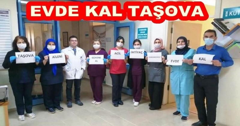 Taşova Hastane Personeli'nden Mesaj