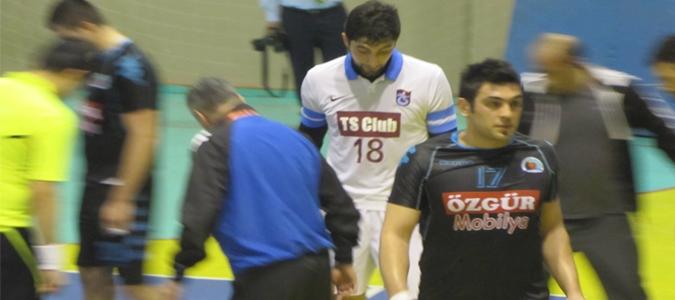 Taşova YİBO , Trabzon'u 33-31 skorla devirdi