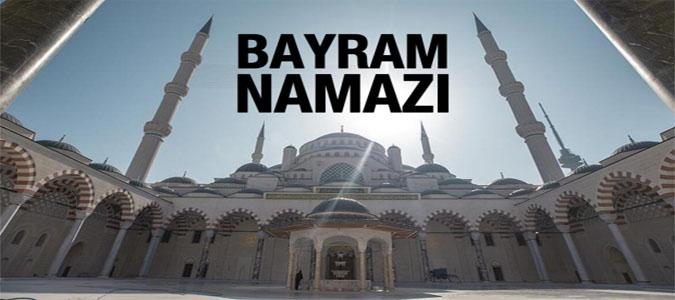 Taşova için Ramazan Bayram namazı saati açıklandı.