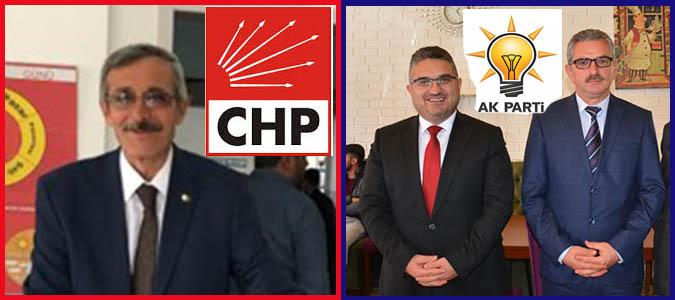Taşova İl genel Meclisi üyesi 1 CHP , 2 AKP