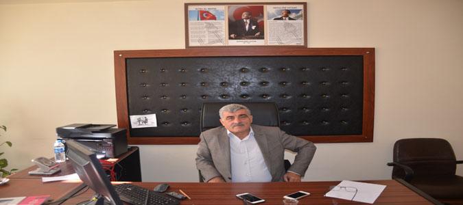 Taşova İlçe Milli Eğitim Şube Müdürlüğüne Yasin Küçük Atandı