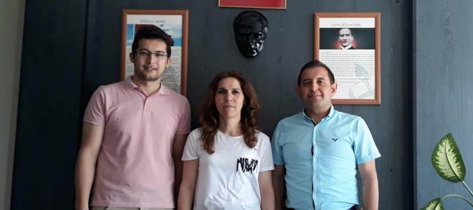 Taşova İlçe Milli eğitim Müdürlüğüne 3  şef ataması