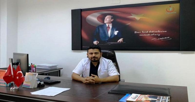 Taşova İlçe Sağlık Müdürü Murat Çağlayan'dan Kene Uyarısı