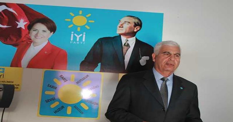 Taşova İyi Parti İlçe Başkanı Ali Taş'ın Acı Günü