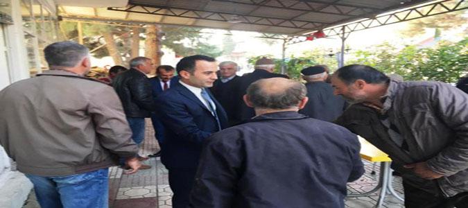 Taşova Kaymakamı Çelik Uluköy Köyünü Ziyaret Etti
