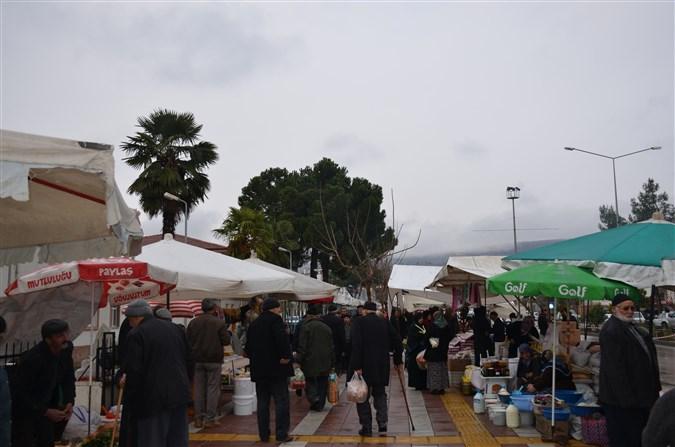 Taşova Köy Pazarı