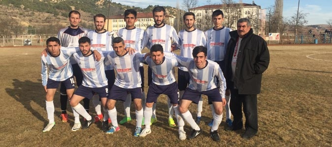 Taşova Spor 1 - Suluova Spor 2