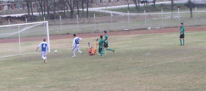 Taşova Spor -7 Amasya Belediye Spor - 1