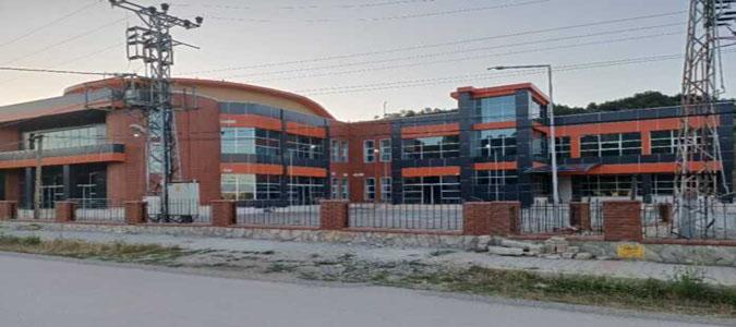 Taşova Yüksel Akın Meslek Yüksek Okulu Konferans Salonu Tamamlandı