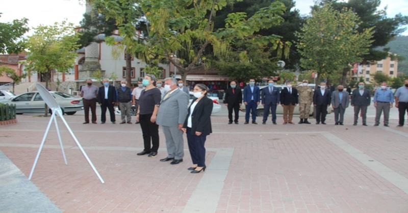 Taşova'da 19 Ekim Muhtarlar Günü Kutlandı