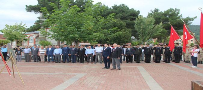 Taşova'da 30 Ağustos Kutlamaları